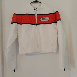HD racing jacket in small